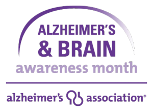 Alzeimers Awareness Month